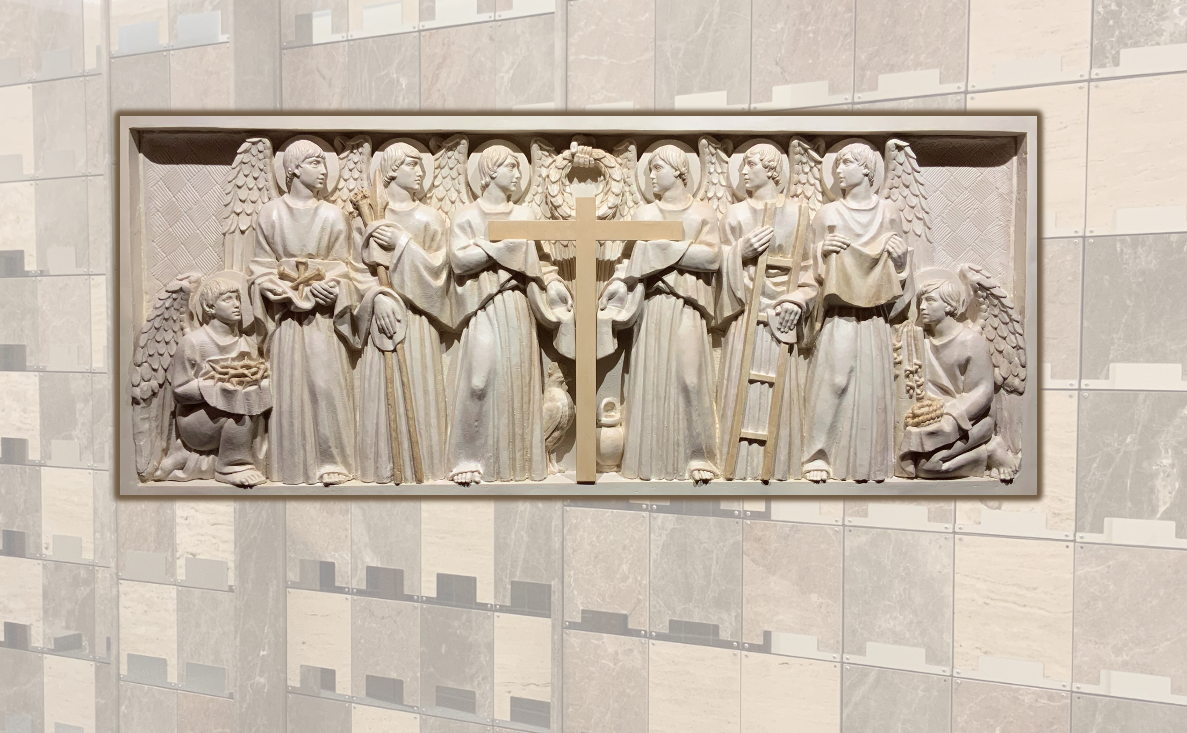 Columbarios Santísimo Cristo de la Victoria